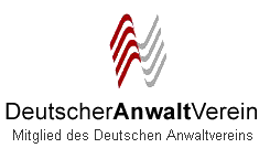 Mitglied des Deutschen Anwaltvereins